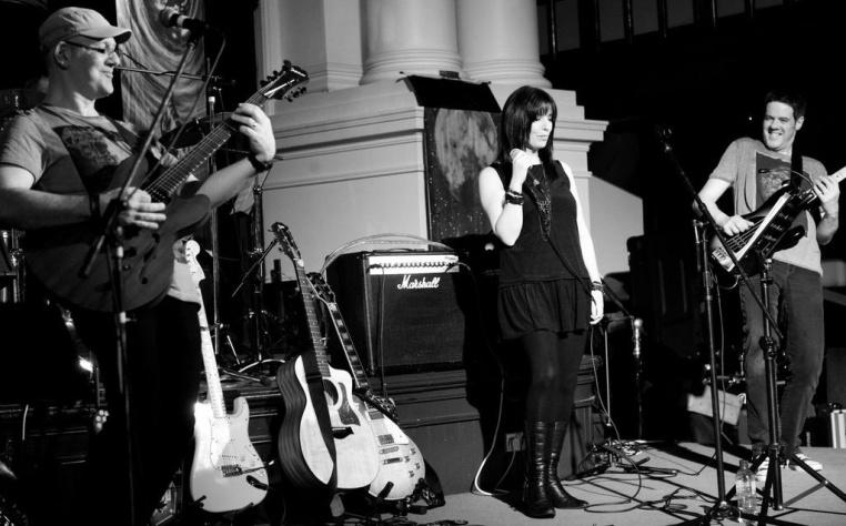 Shardlake live at Adelaide's