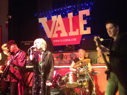Shardlake at The Vale Glasgow