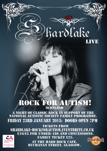 Shardlake at The Hard Rock Cafe Glasgow