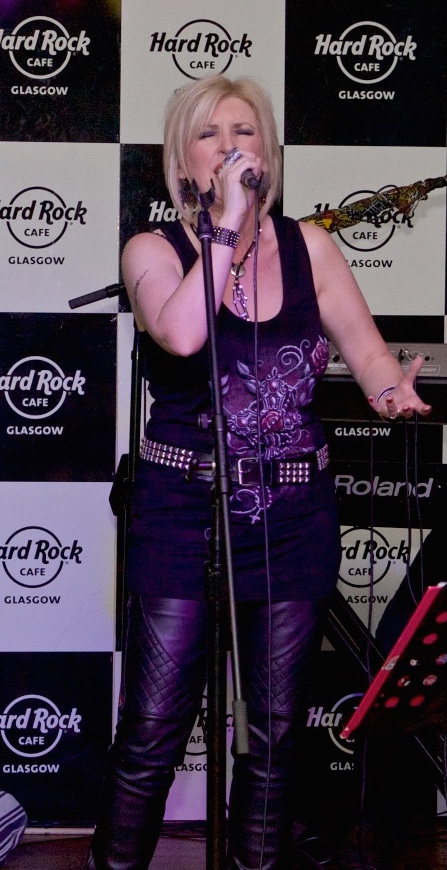 Shardlake at the Hard Rock Cafe